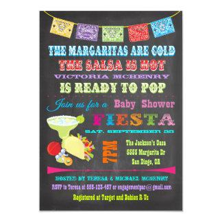Invitaciones mexicanas de la fiesta de bienvenida invitacion personalizada