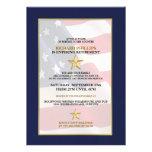 Invitaciones militares del fiesta de retiro invitaciones personales