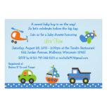 Invitaciones minúsculas de la fiesta de bienvenida invitación personalizada