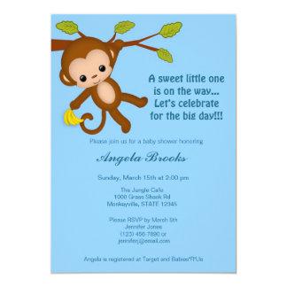 Invitaciones MM2 AZUL de la fiesta de bienvenida Invitacion Personalizada