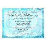 Invitaciones nupciales de la ducha de los rosas invitaciones personalizada