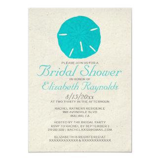 Invitaciones nupciales de la ducha del dólar de invitación 12,7 x 17,8 cm