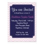 Invitaciones nupciales personalizadas de la ducha invitación personalizada
