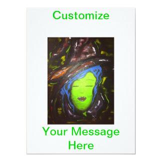 Invitaciones personalizadas karmas comunicado
