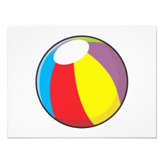 Invitaciones plásticas inflables de encargo de la fotos