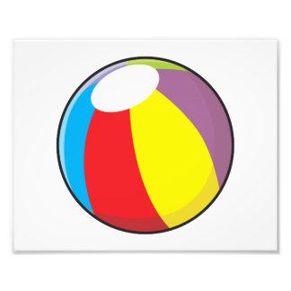 Invitaciones plásticas inflables de encargo de la impresiones fotográficas