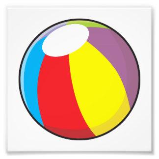 Invitaciones plásticas inflables de encargo de la arte fotografico