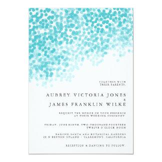 Invitaciones que se casan de la ducha el | de la invitación 12,7 x 17,8 cm