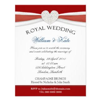 Invitaciones reales del fiesta de casa del boda invitacion personal