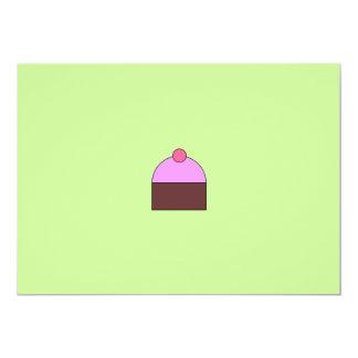 Invitaciones rosadas del fiesta de la magdalena anuncios personalizados