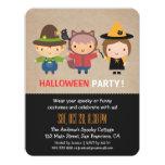 Invitaciones sucias del fiesta de Halloween de los Invitación 10,8 X 13,9 Cm