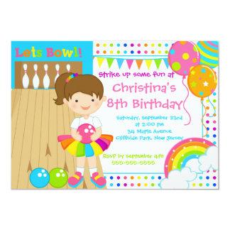 """Invitaciones triguenas de la fiesta de cumpleaños invitación 5"""" x 7"""""""