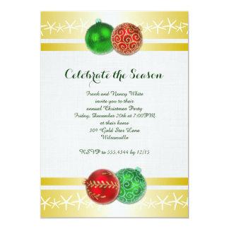 """Invitaciones tropicales de la celebración de días invitación 5"""" x 7"""""""