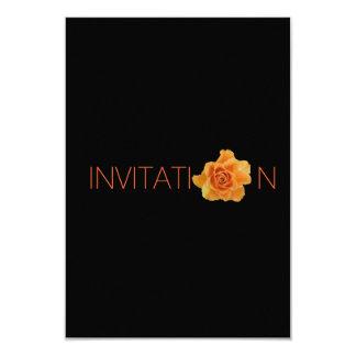 """Invitation 3.5"""" X 5"""" Invitation Card"""
