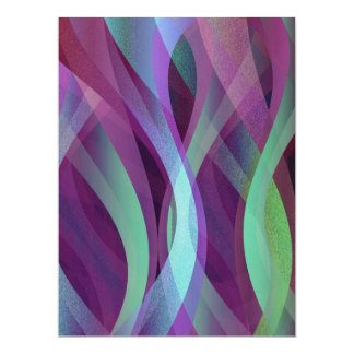 Invitation Abstract Background