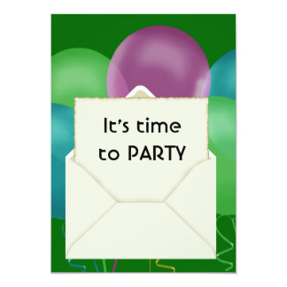 Invitation - Any Party Occasion