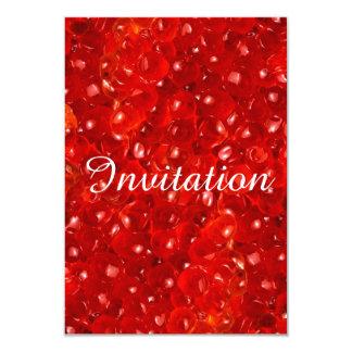 Invitation- Caviar Card
