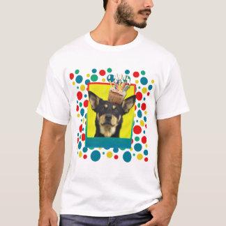 Invitation Cupcake - Australian Kelpie - Jude T-Shirt