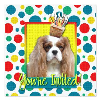Invitation Cupcake - Cavalier - Blenheim