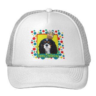 Invitation Cupcake - Cavalier - Tri-Color Trucker Hat