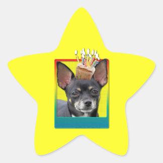 Invitation Cupcake - Chihuahua - Isabella Sticker
