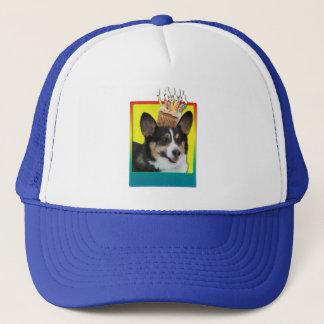 Invitation Cupcake - Corgi Trucker Hat