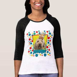 Invitation Cupcake - GoldenDoodle T Shirt