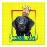 Invitation Cupcake - Labrador - Black - Gage