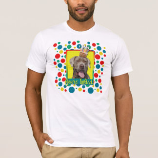 Invitation Cupcake - Mastiff - Snoop T-Shirt