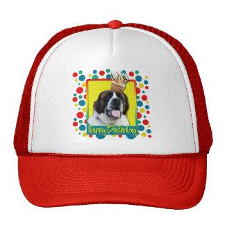 Invitation Cupcake - Saint Bernard - Mae Trucker Hat