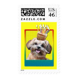 Invitation Cupcake - ShihPoo - Maggie Stamps