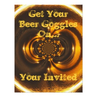 Invitation-Get Your Beer Goggles On