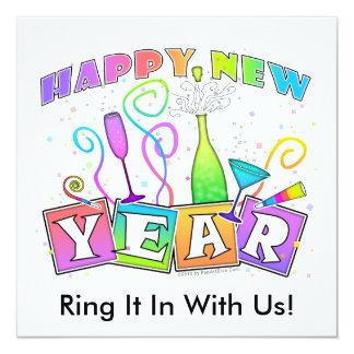 Invitation - HAPPY NEW YEAR