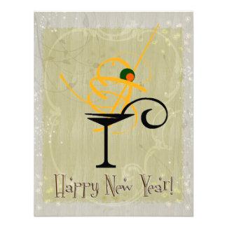 Invitation Happy New Year s Party