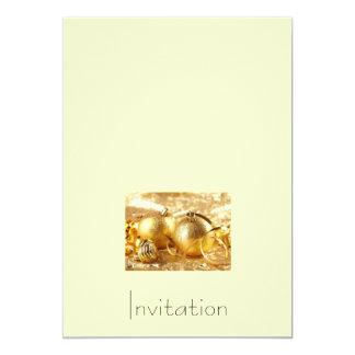 "Invitation ""Holydays Party"" 5"" X 7"" Invitation Card"