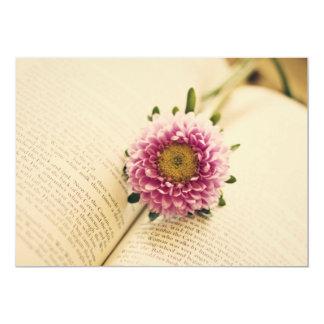 Invitation ~I heart books~