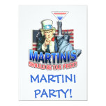 Invitation, Invitations - Martinis Should be Tax F