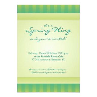 Invitation - Lovely Spring