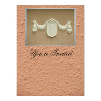 Invitation - Multipurpose Card