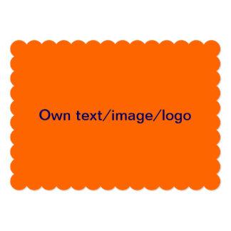 Invitation Orange