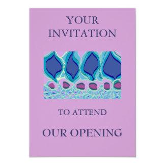 Invitation> Promotion card