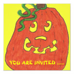 Invitation/Pumpkin