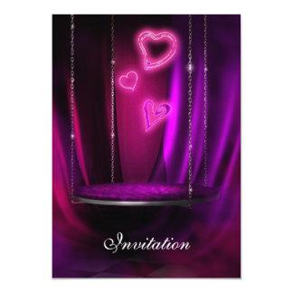 Invitation Purple Heart