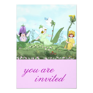 Invitation-small elves card