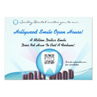 Invitation Template Dental