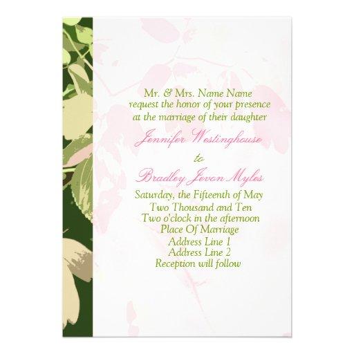 wedding invitation templates .