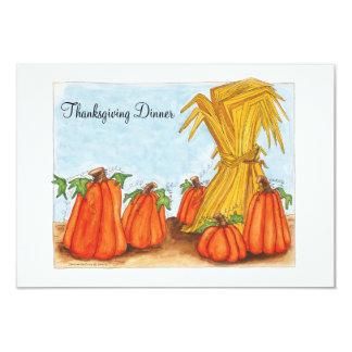 Invitation  Thanksgiving Dinner