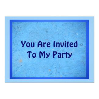 shades of blue invitations & announcements | zazzle