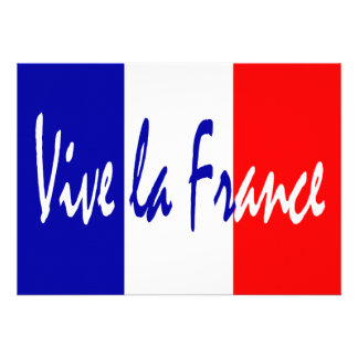 Invitation to a French Country Dinner - July 14