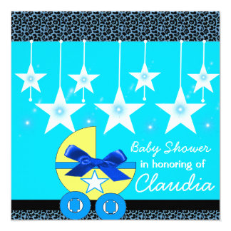 Invitation to Baby Shower